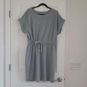 Lane Bryant Gray Dress